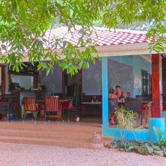 Operating restaurant/internet café